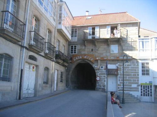 Casa do Arco. Laxe