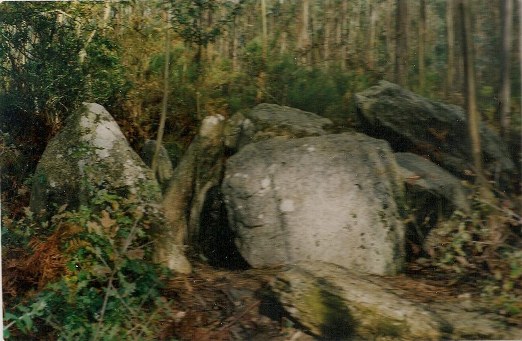 Ruta polos dolmens da comarca de Soneira
