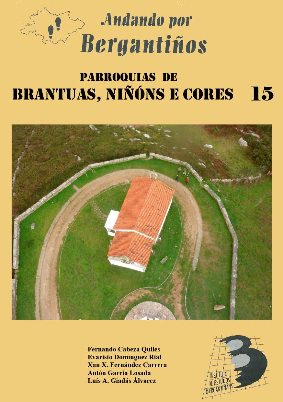 Andando por Bergantiños nº15 (marzo 2014): Parroquias de Brantuas, Niñóns e Cores