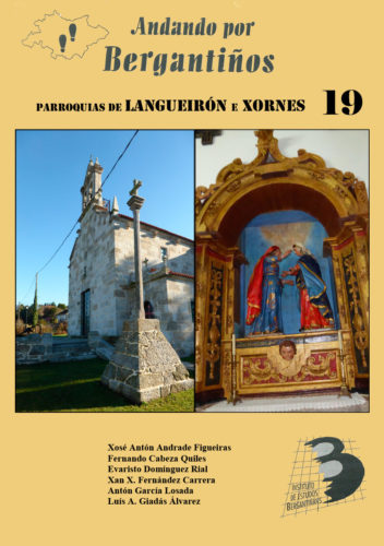 Andando por Bergantiños nº19 (marzo 2018): Parroquias de Langueirón e Xornes