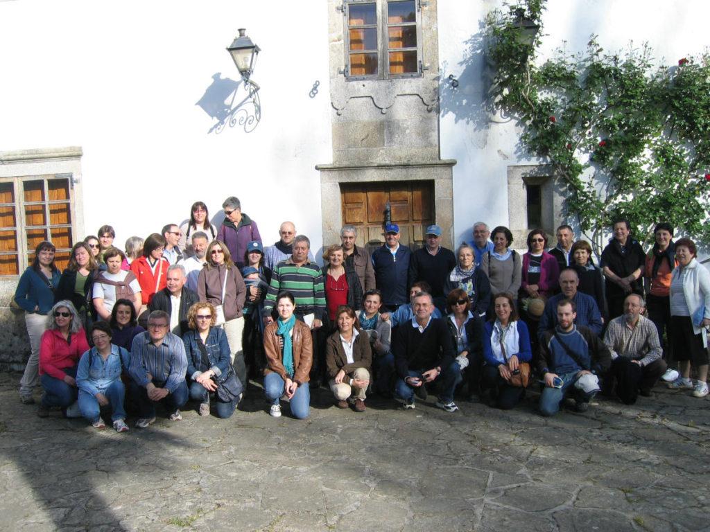 Ruta por Artes, Sofán, Berdillo. Pazo das Pallas