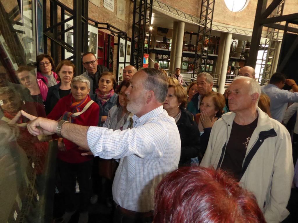 Viaxe a Asturias. Museo da Minería