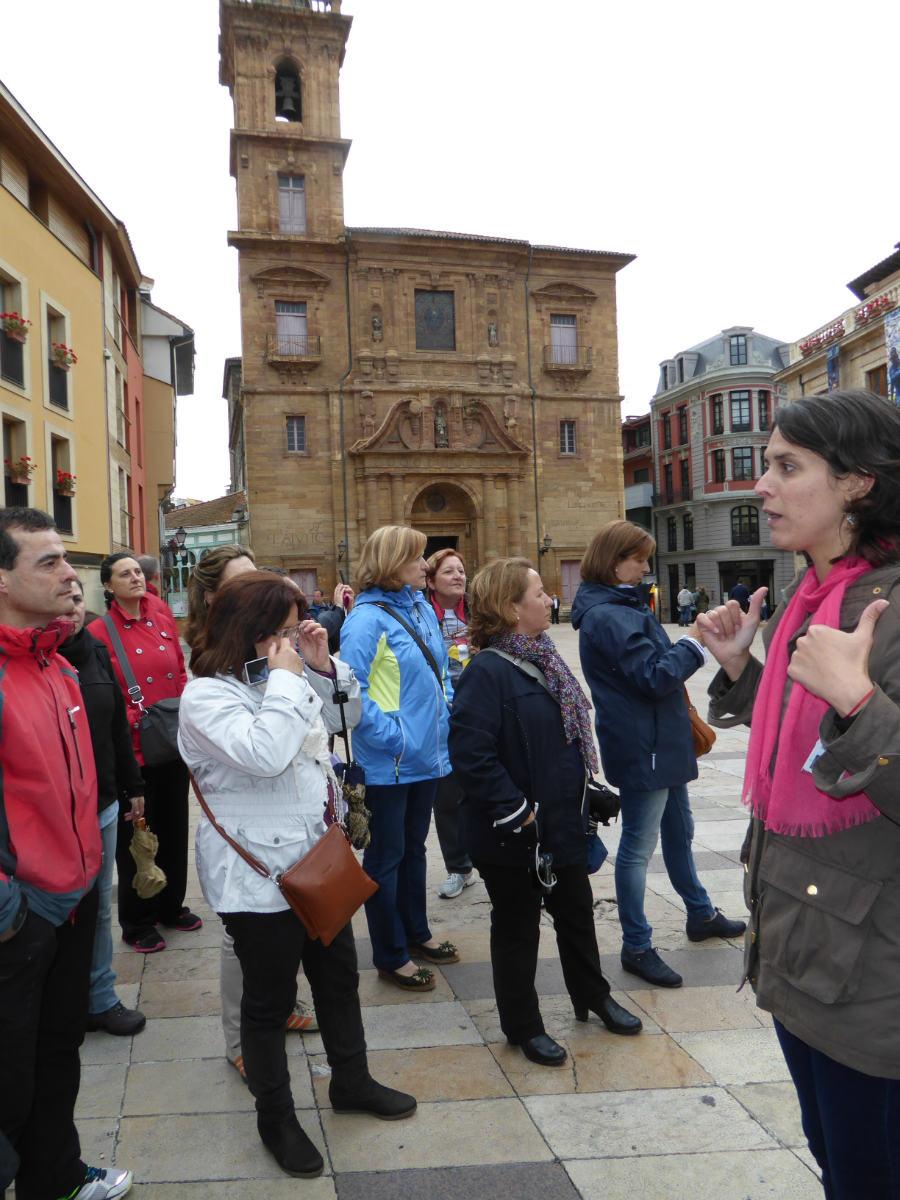 Viaxe a Asturias. Oviedo