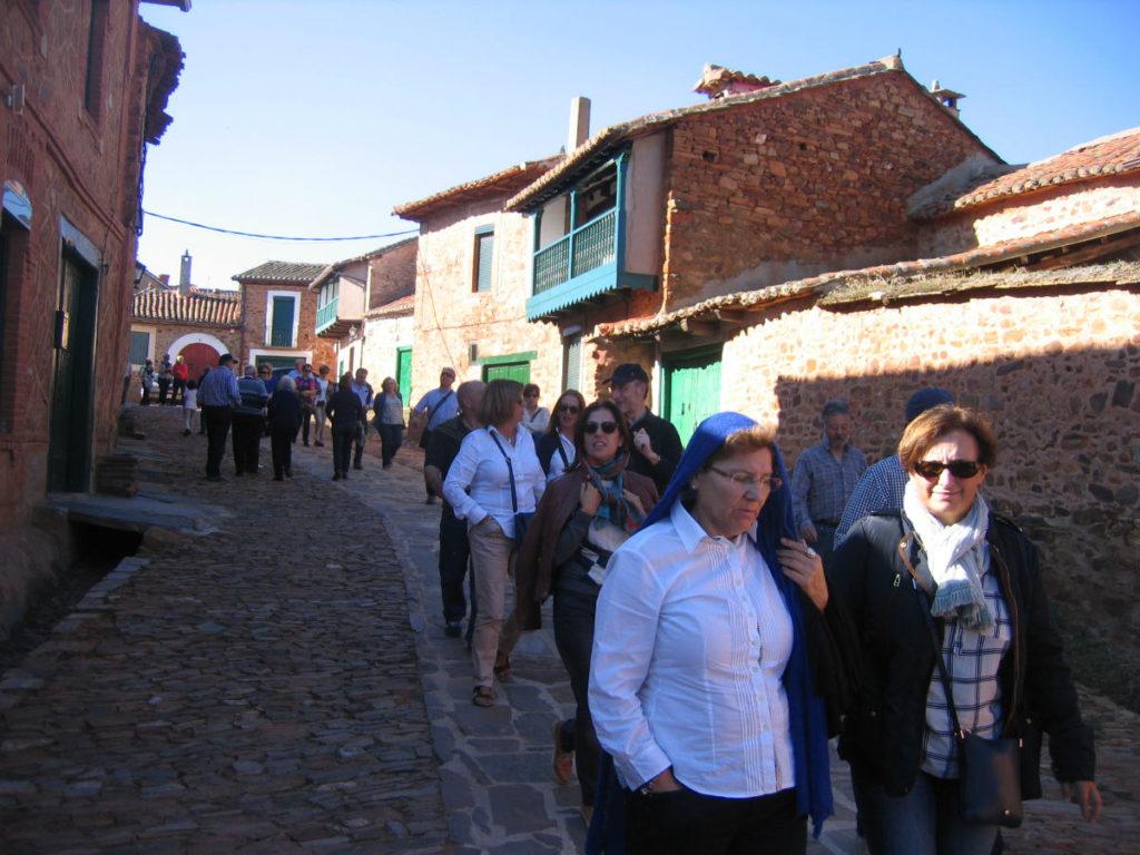 Viaxe a León. Castrillo de los Polvazares