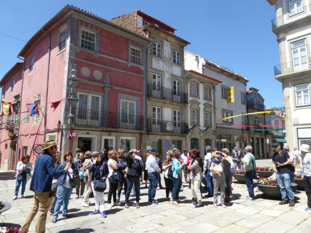 Viaxe a Portugal. Viana do Castelo