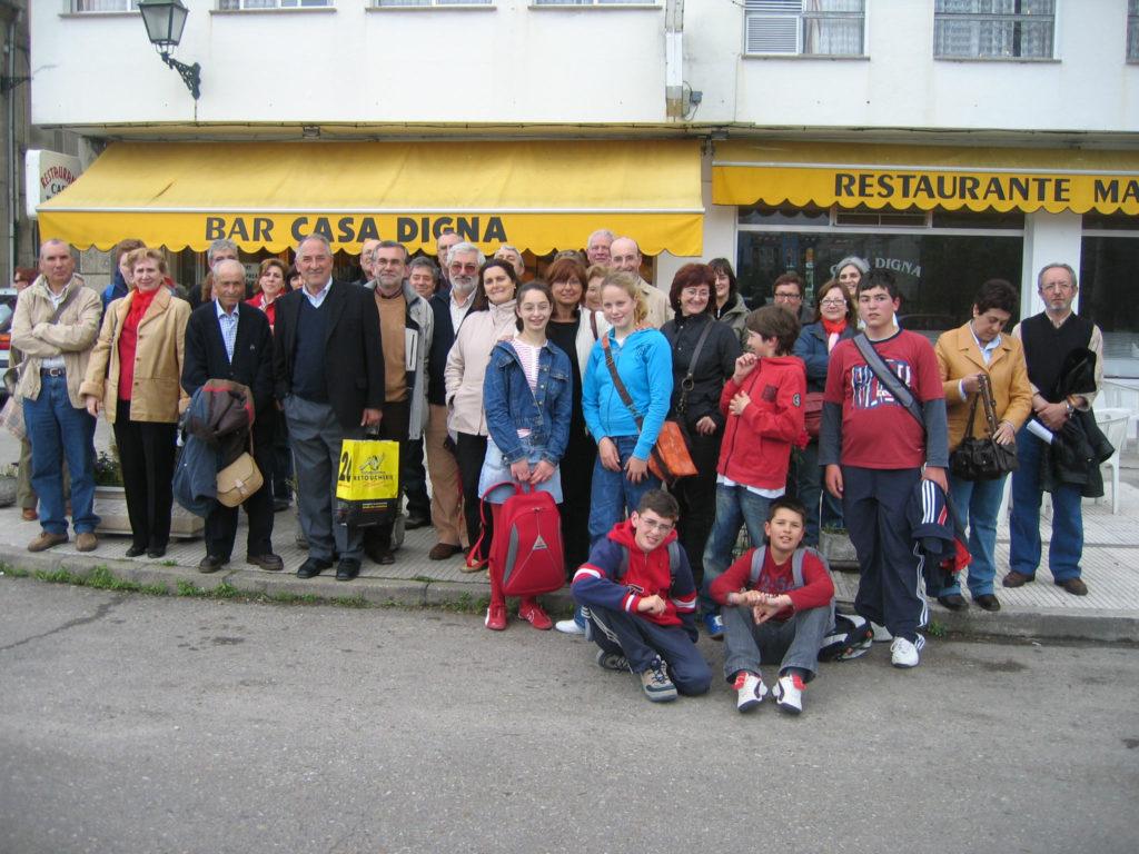 Viaxe a Pontevedra