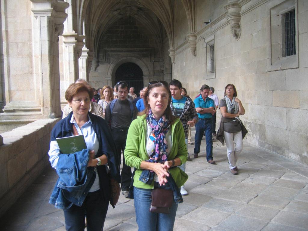 Viaxe ao Xurés. Mosteiro de Celanova