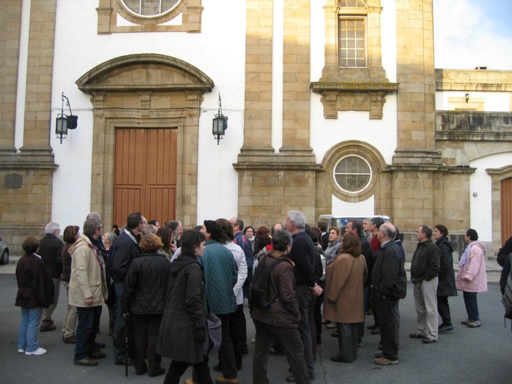 Visita a Ferrol
